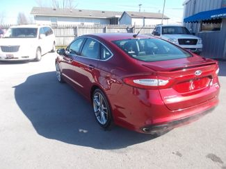 2013 Ford Fusion Titanium Shelbyville, TN 4