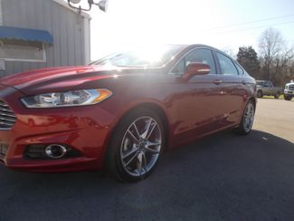 2013 Ford Fusion Titanium Shelbyville, TN 5