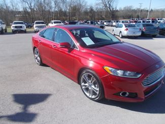 2013 Ford Fusion Titanium Shelbyville, TN 9