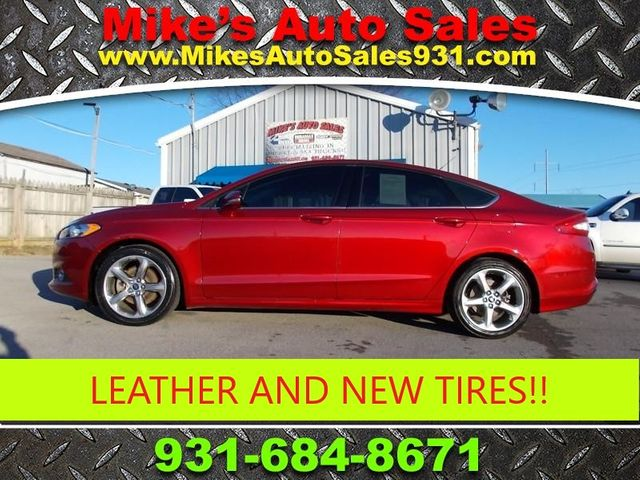 2013 Ford Fusion SE Shelbyville, TN