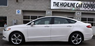 2013 Ford Fusion SE Waterbury, Connecticut 4