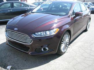 2013 Ford Fusion Titanium  city CT  York Auto Sales  in West Haven, CT