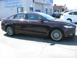 2013 Ford Fusion Titanium  city CT  York Auto Sales  in West Haven, CT