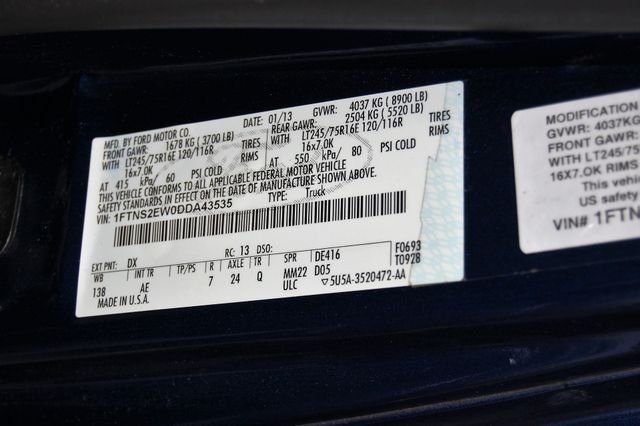 2013 Ford H-Cap. 2 Pos. Charlotte, North Carolina 24