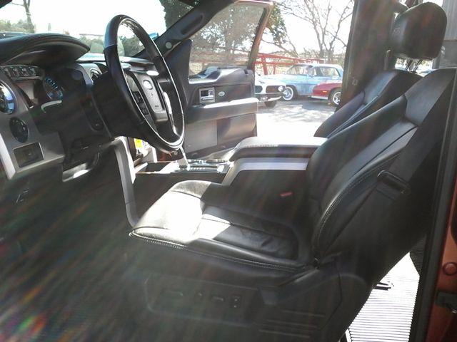 2013 Ford F-150  Lariat  6.2 V8 TUSCANY PKG 4X4 Boerne, Texas 12