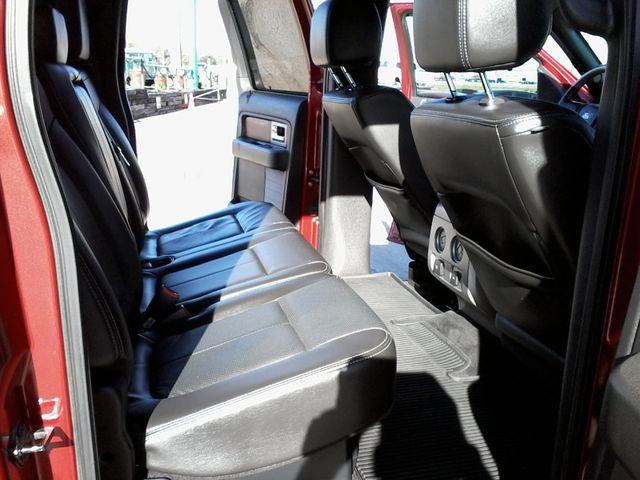 2013 Ford F-150  Lariat  6.2 V8 TUSCANY PKG 4X4 Boerne, Texas 14