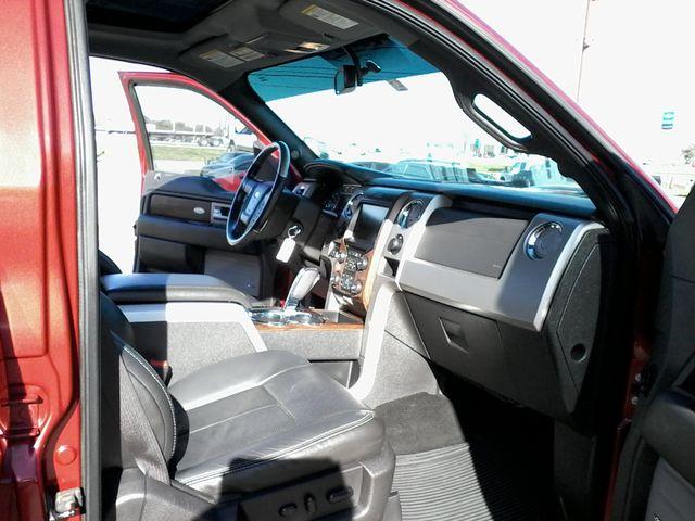 2013 Ford F-150  Lariat  6.2 V8 TUSCANY PKG 4X4 Boerne, Texas 15