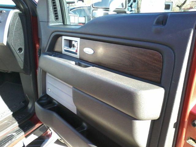 2013 Ford F-150  Lariat  6.2 V8 TUSCANY PKG 4X4 Boerne, Texas 16