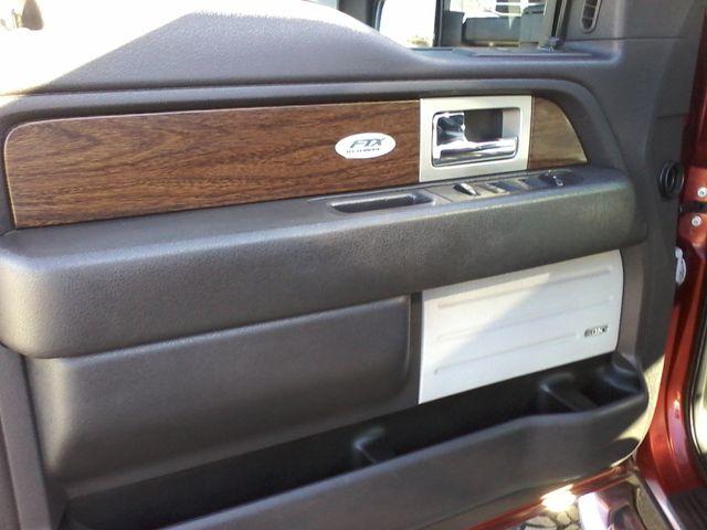 2013 Ford F-150  Lariat  6.2 V8 TUSCANY PKG 4X4 Boerne, Texas 17