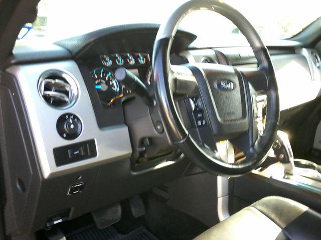 2013 Ford F-150  Lariat  6.2 V8 TUSCANY PKG 4X4 Boerne, Texas 18