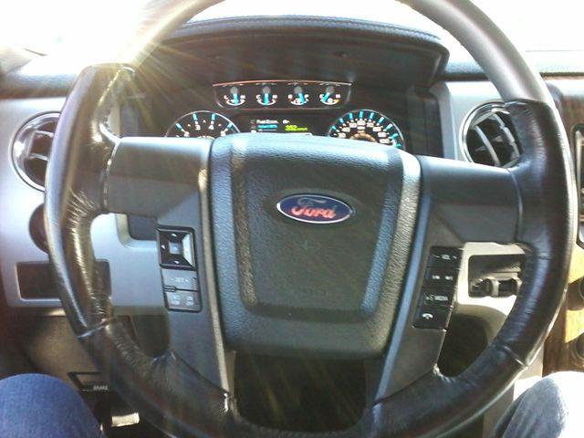 2013 Ford F-150  Lariat  6.2 V8 TUSCANY PKG 4X4 Boerne, Texas 21