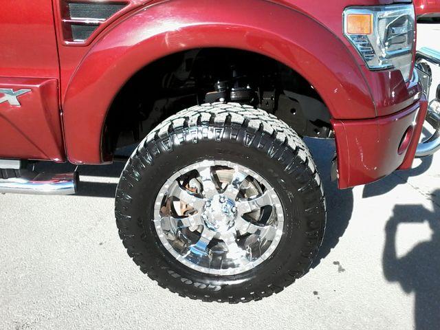 2013 Ford F-150  Lariat  6.2 V8 TUSCANY PKG 4X4 Boerne, Texas 40