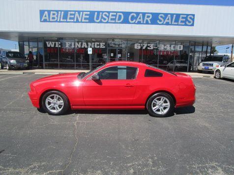 2013 Ford Mustang V6 in Abilene, TX