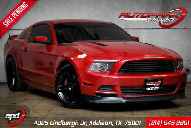 2013 Ford Mustang GT ROUSH Upgrades & More