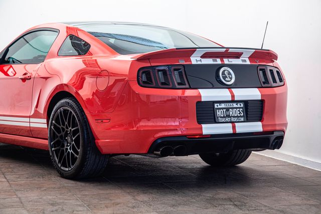 2013 Ford Mustang Shelby GT500w/ Glassroof in Addison, TX 75001