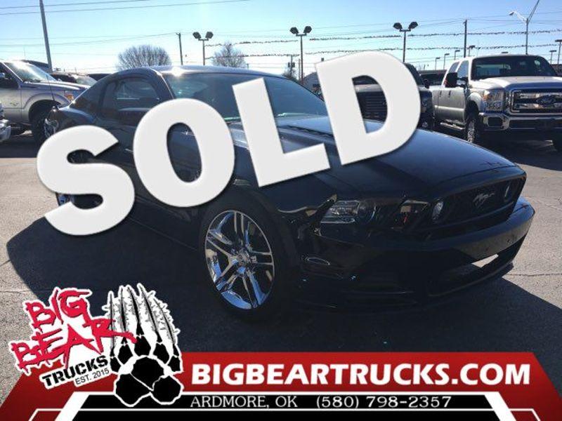 2013 Ford Mustang GT  | Ardmore, OK | Big Bear Trucks (Ardmore) in Ardmore OK