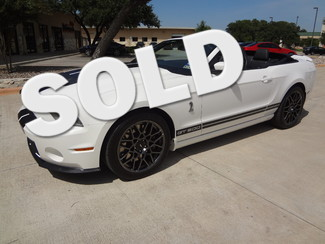2013 Ford Mustang Shelby GT500 in Austin, Texas 78726