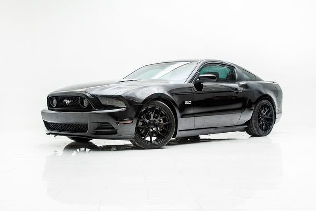 2013 Ford Mustang GT Premium 5.0 6-Speed Upgrades in , TX 75006