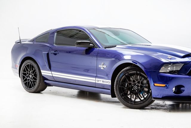 2013 Ford Mustang Shelby GT500 With Many Upgrades in TX, 75006