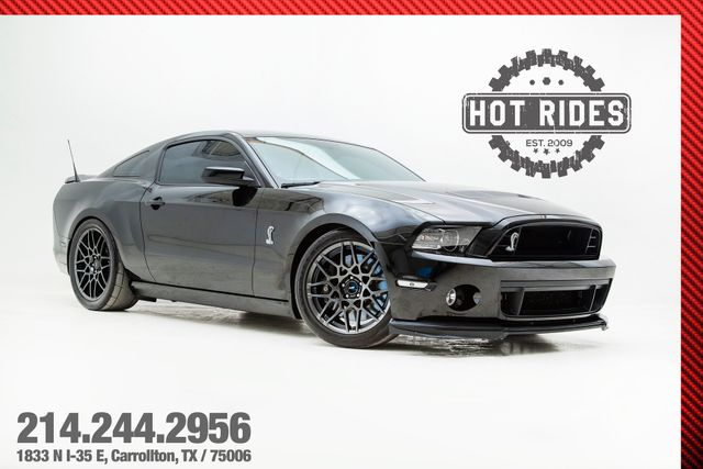 2013 Ford Mustang Shelby GT500 750HP