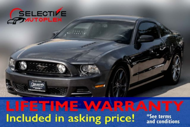 2013 Ford Mustang GT Premium, LEATHER SEATS, HEATED FRONT SEATS in Carrollton, TX 75006