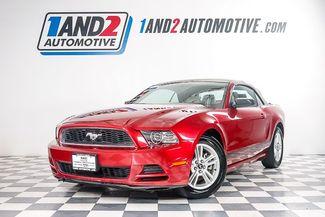 2013 Ford Mustang V6 Convertible in Dallas TX