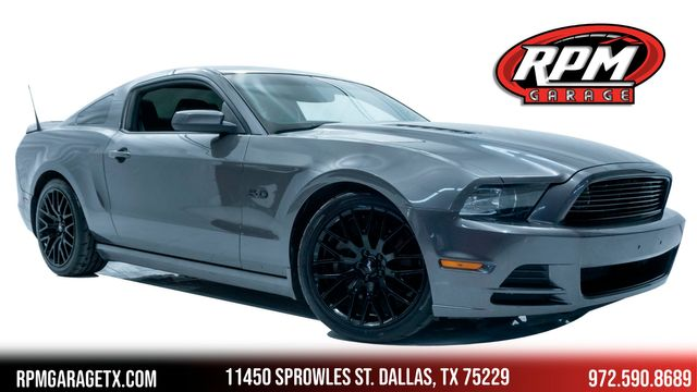 2013 Ford Mustang GT Premium with Upgrades