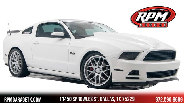 2013 Ford Mustang GT Premium Whipple Supercharger with Many Upgrades