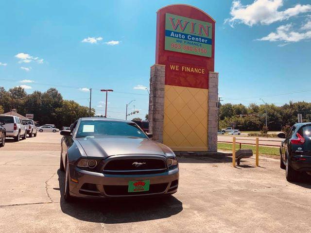 2013 Ford Mustang V6 | Gilmer, TX | Win Auto Center, LLC in Gilmer TX