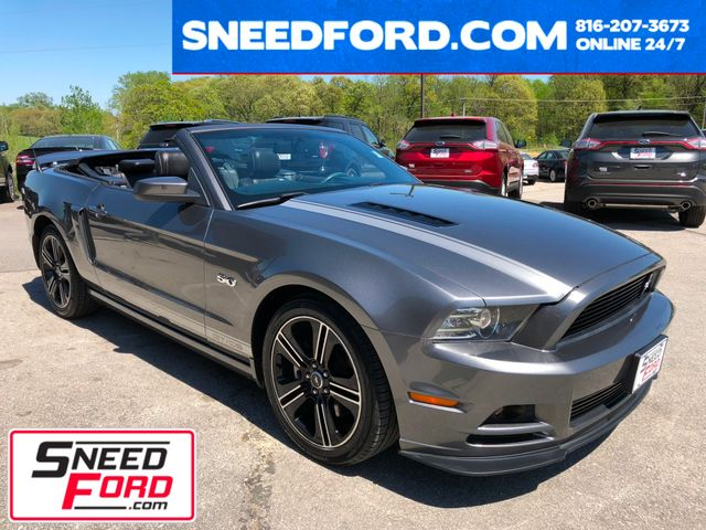 2013 Ford Mustang GT Premium California Special Convertible