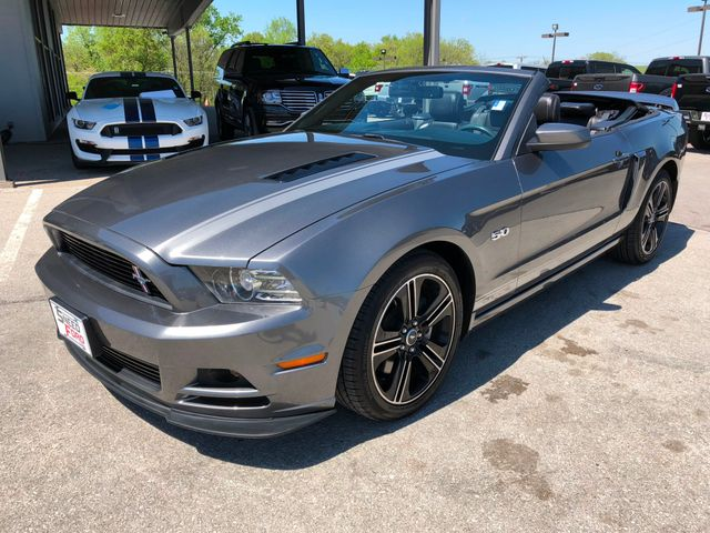 2013 Ford Mustang GT Premium California Special Convertible in Gower Missouri, 64454