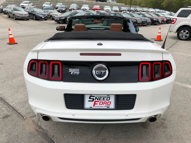 2013 Ford Mustang GT Premium Convertible in Gower Missouri, 64454