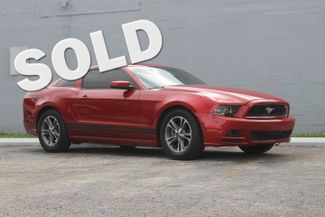 2013 Ford Mustang V6 Premium Hollywood, Florida