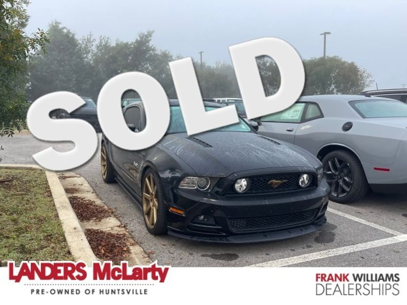 2013 Ford Mustang GT   Huntsville, Alabama   Landers Mclarty DCJ & Subaru in Huntsville Alabama