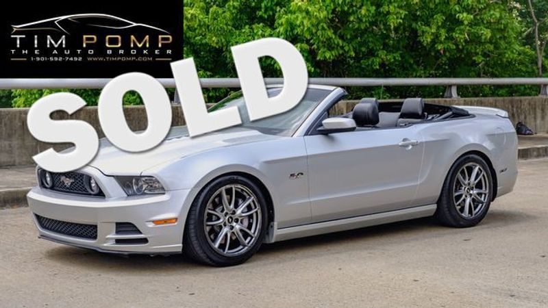 2013 Ford Mustang GT Premium LEATHER SEATS | Memphis, Tennessee | Tim Pomp - The Auto Broker in Memphis Tennessee
