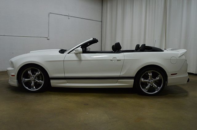 2013 Ford Mustang ROUSH Convertible
