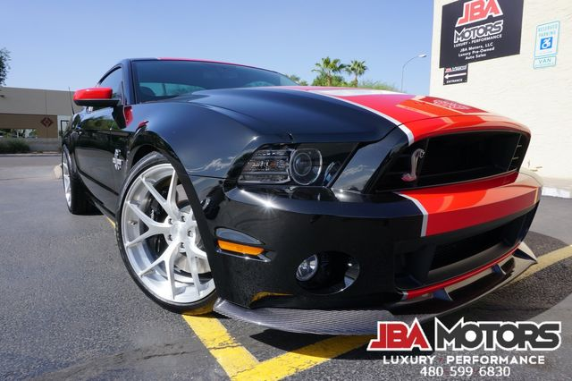 2013 Ford Mustang Shelby GT500 Supercharged V8 Coupe HIGHLY OPTIONED