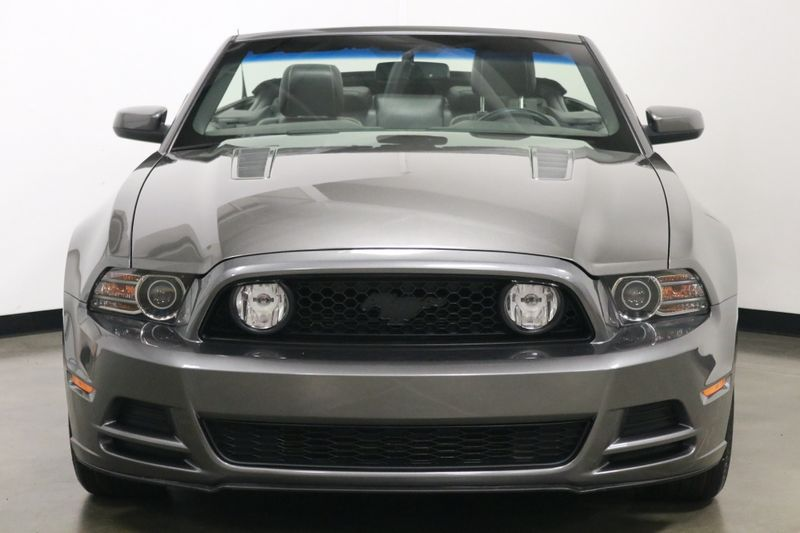 2013 Ford Mustang GT Premium Convertible   city NC  The Group NC  in Mooresville, NC
