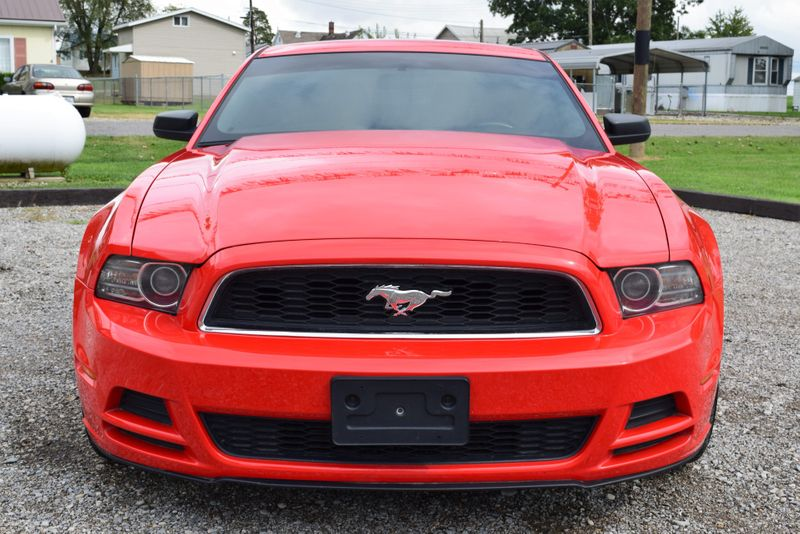 2013 Ford Mustang V6 - Mt Carmel IL - 9th Street AutoPlaza  in Mt. Carmel, IL