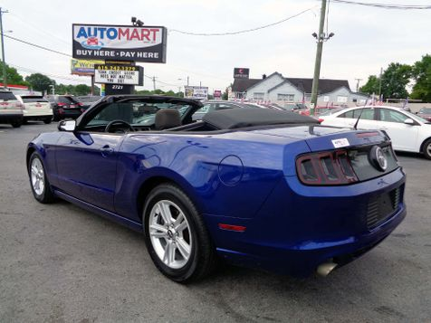 2013 Ford Mustang V6   Nashville, Tennessee   Auto Mart Used Cars Inc. in Nashville, Tennessee