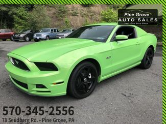 2013 Ford Mustang GT Premium | Pine Grove, PA | Pine Grove Auto Sales in Pine Grove