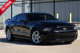 2013 Ford Mustang V6* Manual* Only 50k Mi-* EZ Finance** | Plano, TX | Carrick's Autos in Plano TX