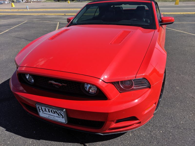 2013 Ford Mustang GT Premium  Fultons Used Cars Inc  in , Colorado