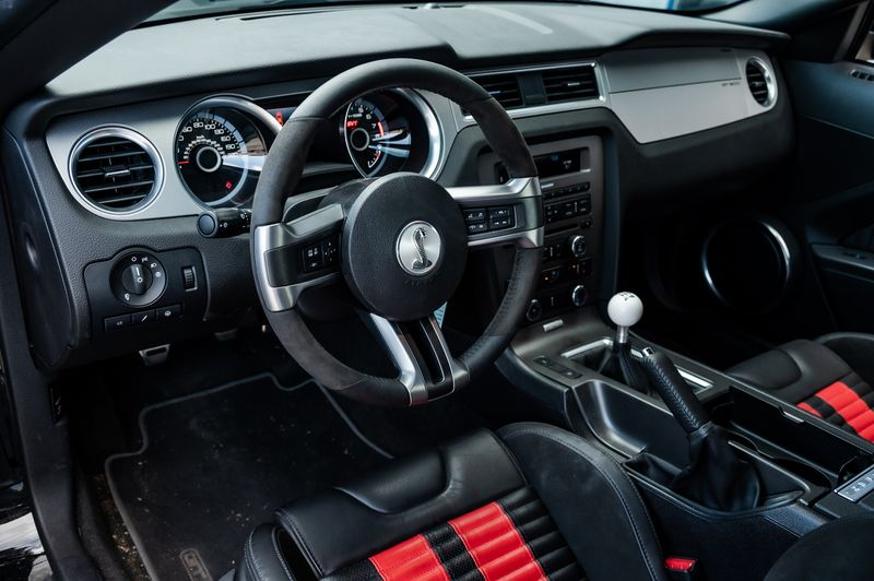 2013 Ford Mustang 5.8L S/C SHELBY GT500, SVT-PERFORMANCE, NICE MODS! in Rowlett, Texas