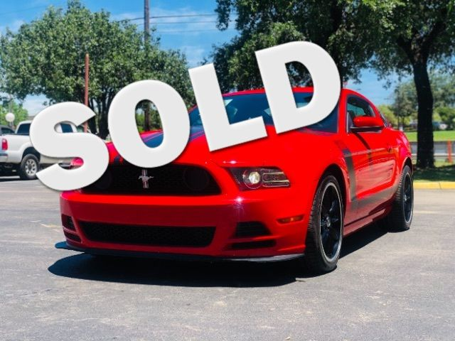 2013 Ford Mustang Boss 302 in San Antonio, TX 78233