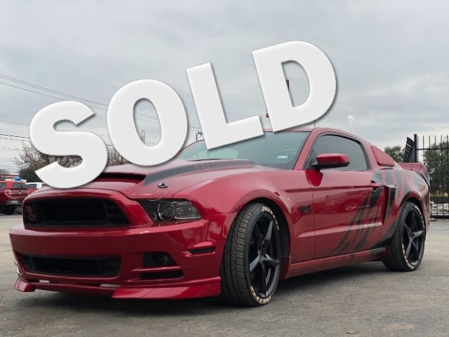 2013 Ford Mustang GT Coupe in San Antonio, TX 78233