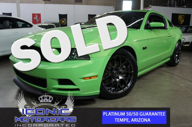 2013 Ford Mustang GT Premium | Tempe, AZ | ICONIC MOTORCARS, Inc. in Tempe AZ