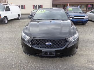 2013 Ford Sedan Police Interceptor Hoosick Falls, New York 1