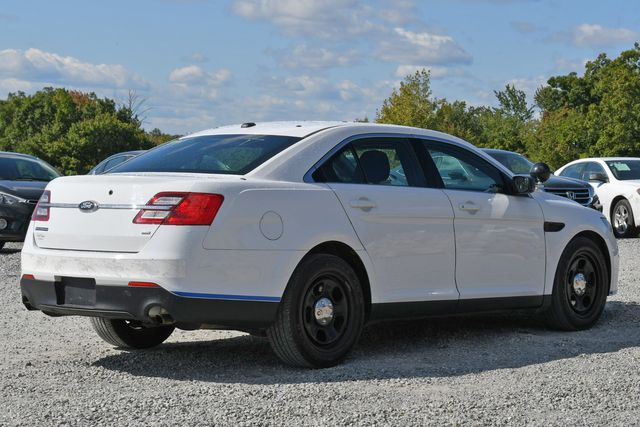 2013 Ford Sedan Police Interceptor Naugatuck, Connecticut 4