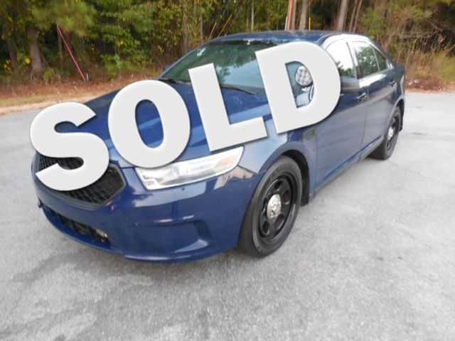 2013 Ford Sedan Police Interceptor Snellville , GA